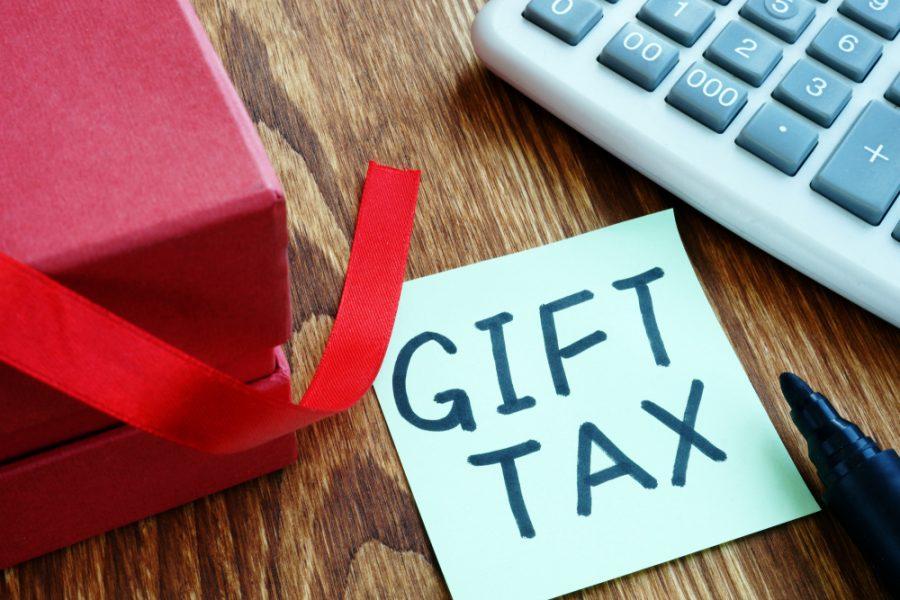 いくら から 税 贈与