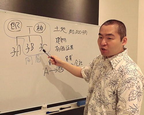 石川公認会計士・税理士・不動産鑑定士事務所