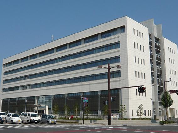 岡山家庭裁判所