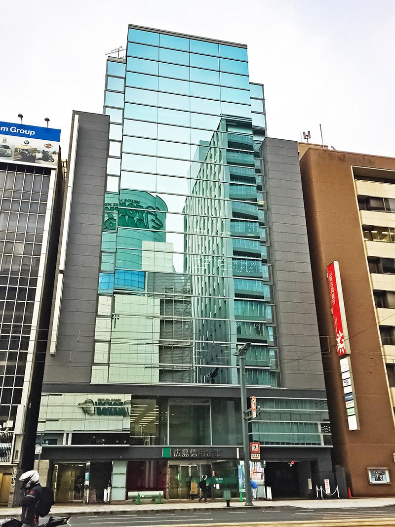 辻・本郷税理士法人 広島事務所